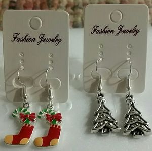 🎄Holiday Wholesale 5pcs Jewelry deal w gift…